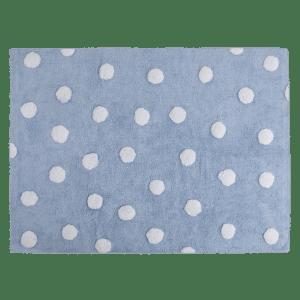 Topos Azul 120 x 160 cm