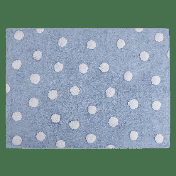 C 00082 1 600x600 - Topos Azul 120 x 160 cm