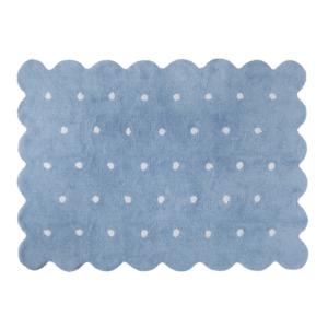 Galleta azul 120 x 160 cm