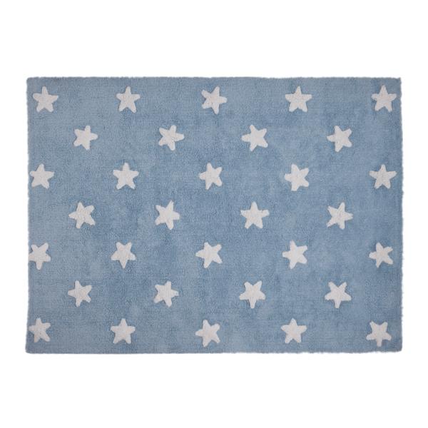 C A SW 600x600 - Estrelas Azul 120 x 160 cm