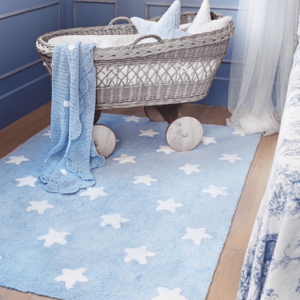 C A SW 2 600x600 - Estrelas Azul 120 x 160 cm