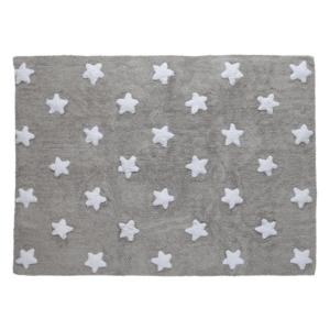 Estrelas Cinza 120 x 160 cm