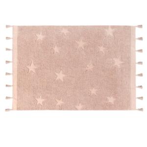 Estrelas Hippy Vintage Nude 120 x 175 cm