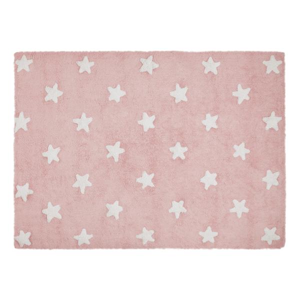 C R SW 600x600 - Estrelas Rosa 120 x 160 cm