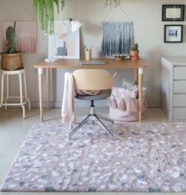 Terraco Rose Quartz (Quartzo Rosa) 140 x 200 cm