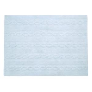 Trança Azul Soft 120 x 160 cm