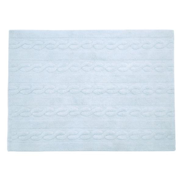 C TR SB 600x600 - Trança Azul Soft 120 x 160 cm