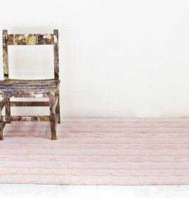 Trança Rosa Soft 120 x 160 cm