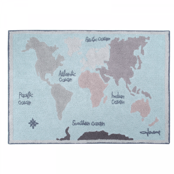 C VINTMAP 600x600 - Mapa mundi Vintage 140 x 200 cm