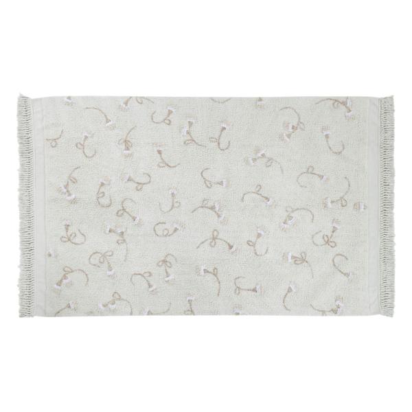 C GARDEN IVO 600x600 - Tapete lavavel Garden Marfim 210 x 140 cm