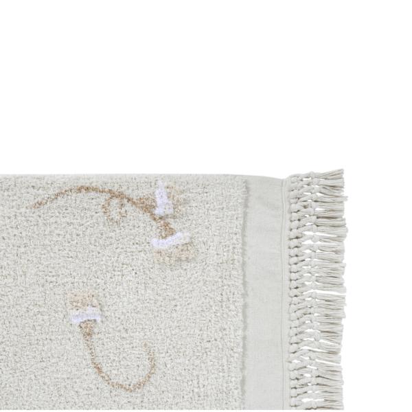 C GARDEN IVO 3 600x600 - Tapete lavavel Garden Marfim 210 x 140 cm