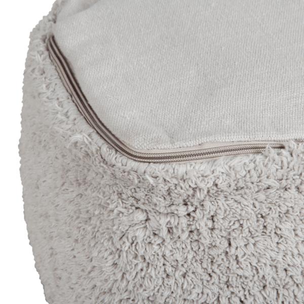 P MALLOW PGR 3 600x600 - Puff Marshmallow cinza perolado 30 x 39 x 18 cm