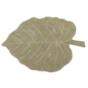 Monstera Olive 120 x 180 cm