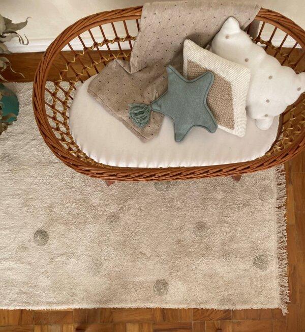 IMG 6709 002 600x652 - Topos  Hippy  Olive 120 x 160 cm