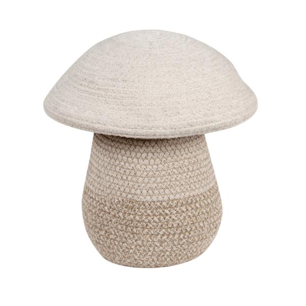 BSK MUBABY 1 600x600 - Cesto Baby Mushroom 23x27 cm
