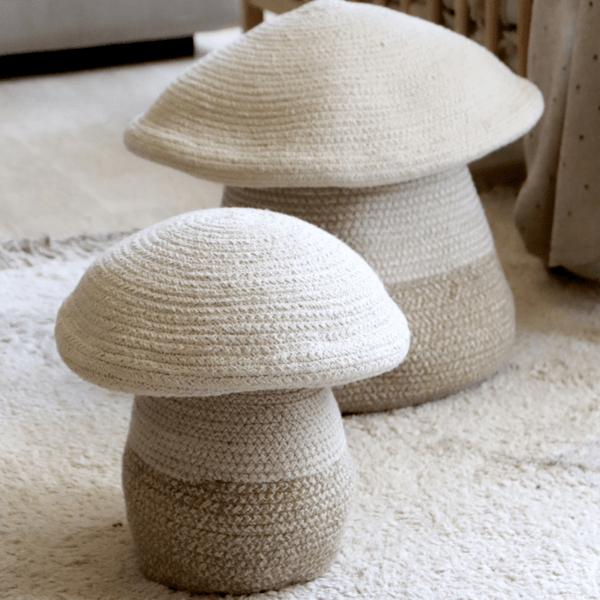 BSK MUBABY 6 600x600 - Cesto Baby Mushroom 23x27 cm