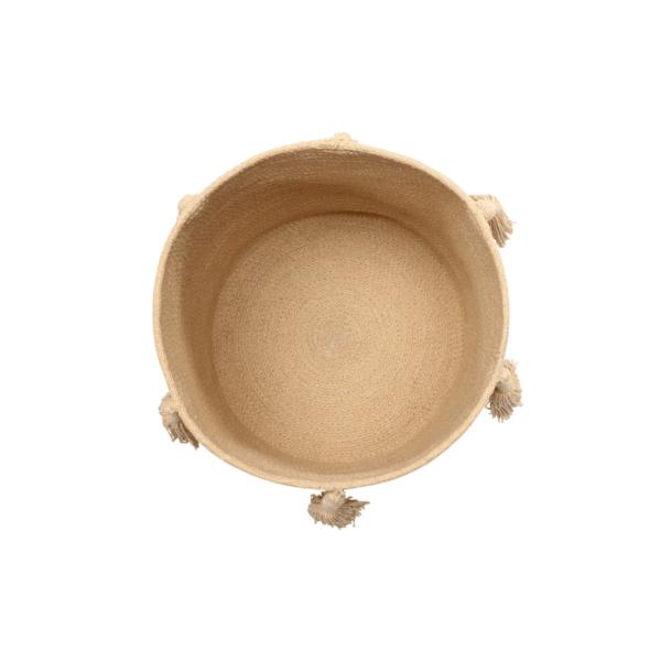 BSK WOODY HNY 5 600x600 - Cesto Woody Honey 30 x 30 x 30 cm