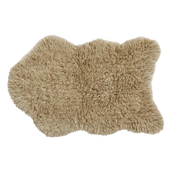 234f920a5d99a35b472106a950f67c06 600x600 - Woolly Sheep Bege 75 x 110 cm
