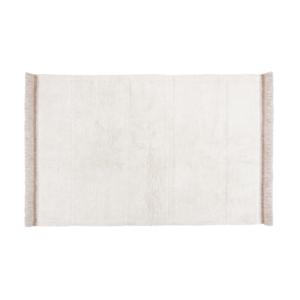 Steppe Sheep Branco 120 x 170 cm
