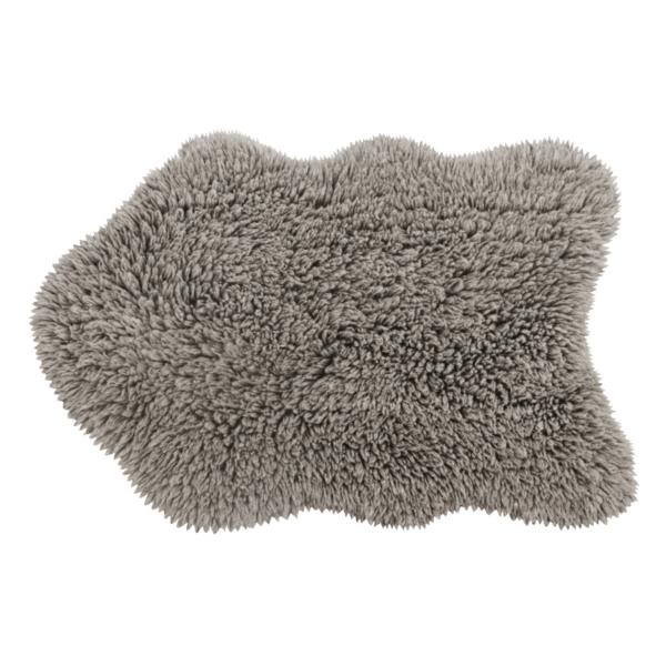 6bd2563a1ada2447fd3ff4a16089d375 600x600 - Woolly Sheep Cinza 75 x 110 cm