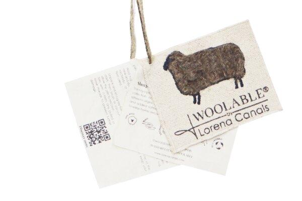 WO STEPPE BW XL LB 1 600x400 - Steppe Sheep Marrom 120 x 170 cm