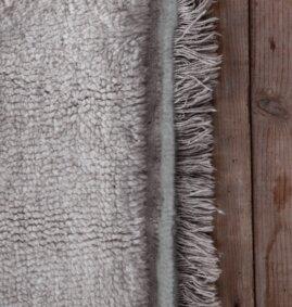 Steppe Sheep Cinza 80 x 230 cm
