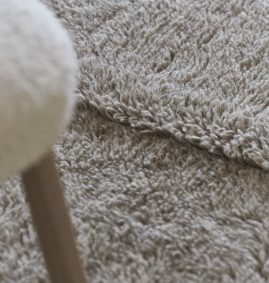Tundra Sheep mescla Cinza 170 x 240 cm