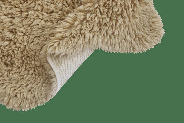WO WOOLLY BG 4 600x400 - Woolly Sheep Bege 75 x 110 cm