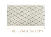Tapetes XL - 241 a 340 cm