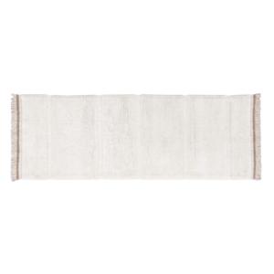 Steppe Sheep Branco 80 x 230 cm