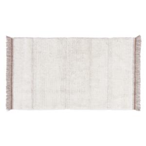 Steppe Sheep Branco 80 x 140 cm