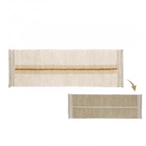 Reversivel Duetto Salvia 80 x 230 cm