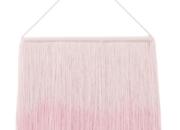 Enfeite Tie-dye Rosa 46 x 42 cm
