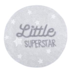 Tapete lavavel Little Superstar 120 cm